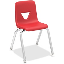 "LLR 99885 Lorell 14"" Stacking Student Chair LLR99885"