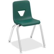 "LLR 99886 Lorell 14"" Stacking Student Chair LLR99886"