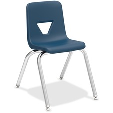 "LLR 99887 Lorell 16"" Stacking Student Chair LLR99887"