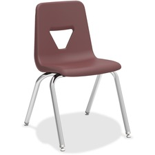 "LLR 99892 Lorell 18"" Stacking Student Chair LLR99892"