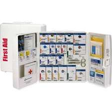 FAO 90580 First Aid Only A Plus 202-pc SC First Aid Cabinet FAO90580