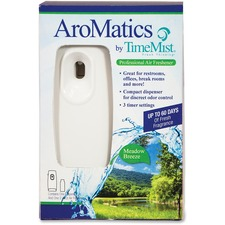 TMS 1047355CT TimeMist AroMatics Mdw Breeze Air Freshener Kit TMS1047355CT