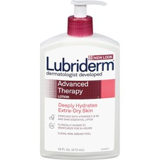 JOJ 514823479 J & J Lubriderm Advanced Therapy Lotion JOJ514823479