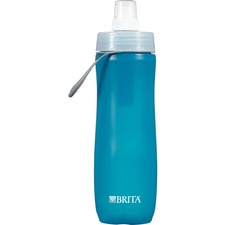 Brita 20 oz. Sport Water Filter Bottle with 1 Filter