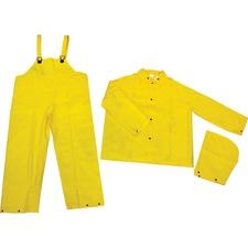 MCS 2003X4 MCR Safety Three-piece Rainsuit MCS2003X4