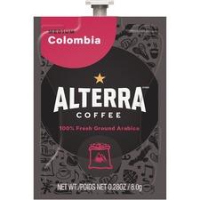 Mars Drinks Alterra Roasters Colombia Coffee