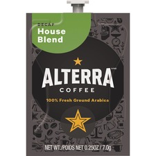 MDKA187 - Mars Drinks Alterra House Blend Decaf Coffee