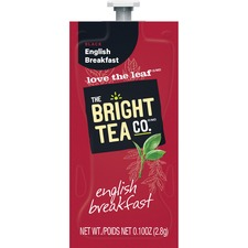 MDK B507 Mars Drinks Bright Tea Co English Breakfast MDKB507