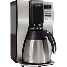 MFE BVMCPSTX91RB Classic Coffee 10-cup Thermal Coffeemaker MFEBVMCPSTX91RB