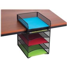 Safco 3240BL Desktop Organizer