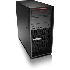 Lenovo ThinkStation P410 30B3001QUS Workstation - 1 x Intel Xeon E5-1607 v4 Quad-core (4 Core) 3.10 GHz - 8 GB DDR4 SDRAM - 1 TB HDD - Windows 10 Pro 64-bit