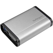 StarTech.com USB 3.0 Capture Device for High Performance DVI Video - 1080p 60fps - Aluminum