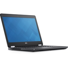 "Dell Latitude E5470H 14"" Notebook - Intel Core i5 (6th Gen) i5-6440HQ Quad-core (4 Core) 2.60 GHz - 4 GB DDR4 SDRAM - 500 GB HDD - Windows 10 Pro 64-bit (English/French/Spanish) - 1366 x 768"