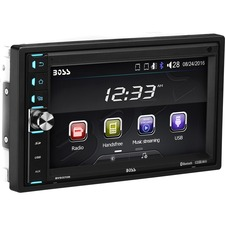 "Boss Audio BV9370B Car Flash Video Player - 6.5"" Touchscreen LCD - Double DIN"