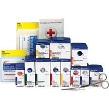FAO 90582 First Aid Only SC Medium Gen. Workplace Refill Kit FAO90582