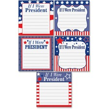 TCR 5896 Teacher Created Res. If I Were President Accents TCR5896
