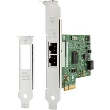 HP Intel Ethernet I350-T2 2-Port 1Gb NIC - PCI Express 2.1 x4 - 2 Port(s) - 2 - Twisted Pa
