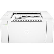HP LaserJet Pro M102w Laser Printer - Monochrome - 35 ppm Mono - 600 x 600 dpi Print - Manual Duplex Print - 150 Sheets Input - Wireless LAN