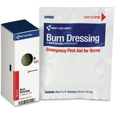 FAO FAE7012 First Aid Only SC Refill Burn Dressing FAOFAE7012