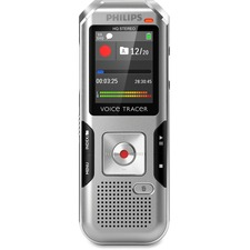 Philips Voice Tracer DVT4010 Digital Voice Recorder