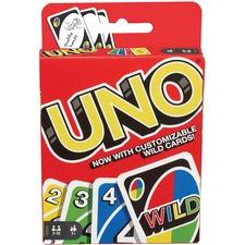 MTT 42003 Mattel UNO Classic Card Game MTT42003