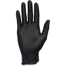SZN GNEPLGK Safety Zone 4 mil Medical Nitrile Exam Gloves SZNGNEPLGK