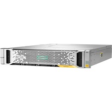 HP StoreVirtual 3200 SAN Array - 25 x HDD Supported - 1 x HDD Installed - 1.20 TB Installed HDD Capacity - 25 x SSD Supported