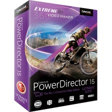 Cyberlink PowerDirector v.15.0 Ultimate Suite