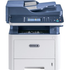 Xerox WorkCentre 3335/DNI Laser Multifunction Printer - Monochrome - Plain Paper Print - Desktop