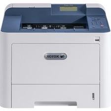 Xerox Phaser 3330/DNI Desktop Laser Printer - Monochrome - 42 ppm Mono - 1200 x 1200 dpi Print - Automatic Duplex Print - 300 Sheets Input - Ethernet - Wireless LAN - 80000 Pages Duty Cycle