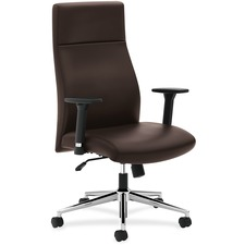 basyx by HON HVL108 High-Back Executive Chair