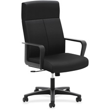 basyx by HON HVL604 Executive High-Back Chair
