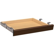 HON 1522MO HON Mocha Laminate Center Drawer HON1522MO