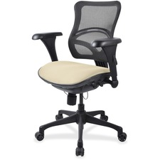 LLR20978007 - Lorell Mid-back Fabric Seat Chair