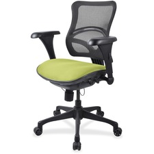 LLR20978009 - Lorell Mid-back Fabric Seat Chair