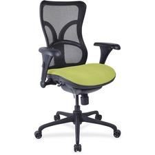 LLR20979009 - Lorell High-back Fabric Seat Chair