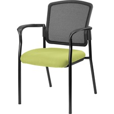 LLR23100009 - Lorell Mesh Back Guest Chair