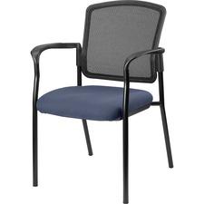 LLR23100010 - Lorell Mesh Back Guest Chair