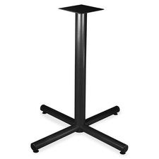 LLR34419 - Lorell Hospitality Table Bistro-Height X-leg Table Base