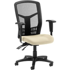 LLR86200007 - Lorell Executive High-back Mesh Chair