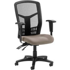 LLR86200008 - Lorell Executive High-back Mesh Chair