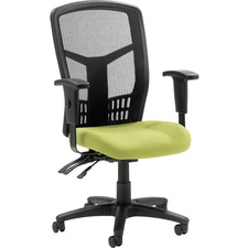 LLR86200009 - Lorell Executive High-back Mesh Chair