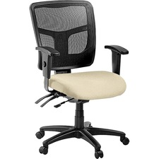 LLR86201007 - Lorell Managerial Mesh Mid-back Chair