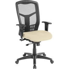 LLR86205007 - Lorell Executive High-back Swivel Chair