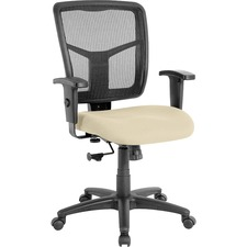 LLR86209007 - Lorell Managerial Mesh Mid-back Chair