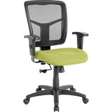 LLR86209009 - Lorell Managerial Mesh Mid-back Chair