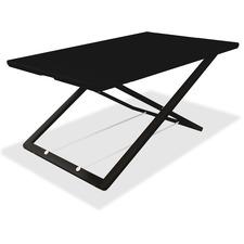 LLR99855 - Lorell Slim Adjust Desk Riser