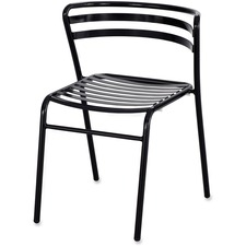 SAF 4360BL Safco Multipurpose Stacking Metal Chair SAF4360BL