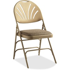 SML 516602900 Samsonite XL Fanback Steel Folding Chair SML516602900