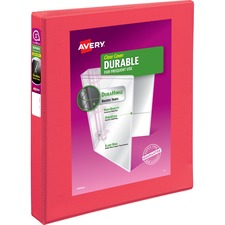 AVE17293 - Avery&reg Durable View Binders with Slant Rings